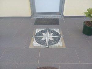 Posa piastrelle lavis gres porcellanato esterno - Posa piastrelle rettangolari ...