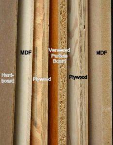 Fibra di legno mdf hdf ldf